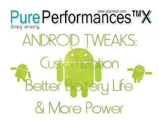 Download Pure Performance Tweaks From XDA Developers