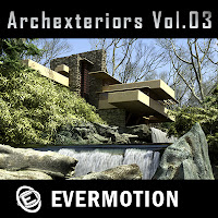 Evermotion Archexteriors vol.03 室外3D模型第3季下載