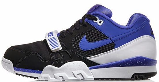 This Nike Air Trainer 2 Premium QS was inspired by the classic
