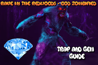 how to build balloon trap rave in the redwoods