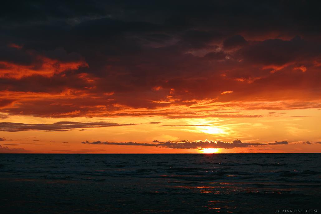 brīnišķīgs Saulriets jurmala sunrise jurmala