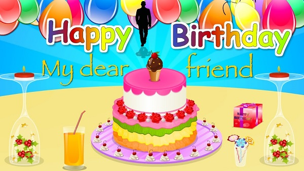 Happy Birthday Friends Images For Facebook