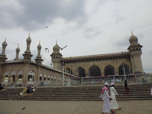 Hyderabad Muslim People