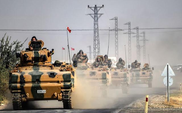 Δύσκολες ώρες για Τουρκία στη Συρία
