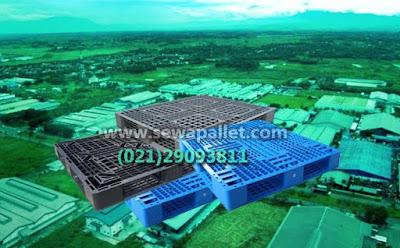 Jual Pallet Plastik Kota Tangerang