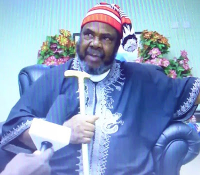 pete edochie interview biafra igbos