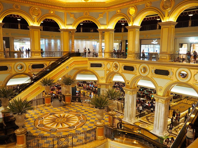 Great Hall of The Venetian, Macau