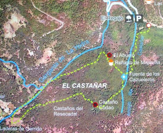 http://viajarcastillayleon.es/senda-del-castanar.html