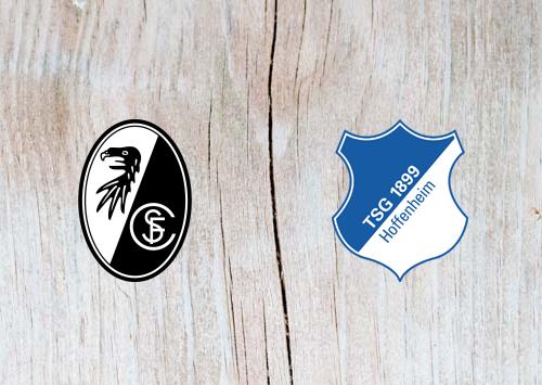 Freiburg vs Hoffenheim - Highlights 26 January 2019