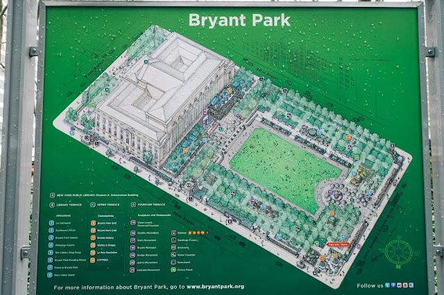 ブライアント・パーク(Bryant Park)