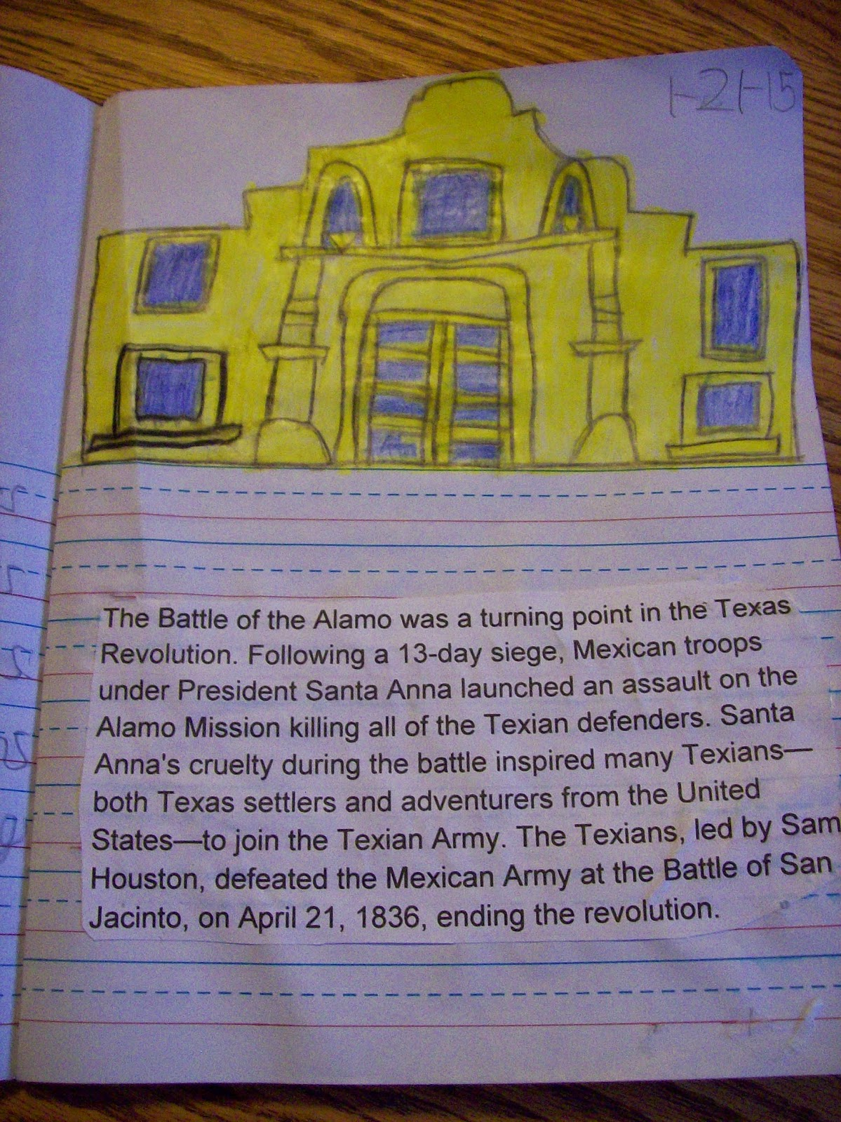 Reflections From Drywood Creek Battle Of The Alamo