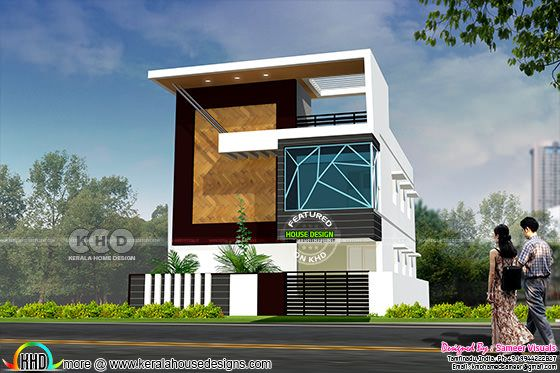 3250 sq-ft 4 BHK Tamilnadu house plan