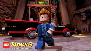 Conan O'Brien Lego Batman 3: Beyond Gotham