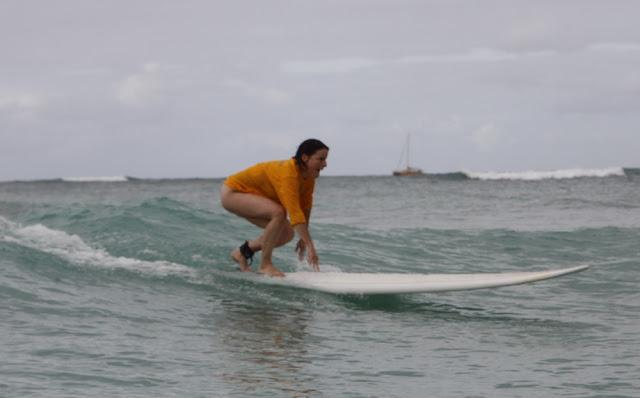 Hawaii - Surfkurs am Waikiki Beach ./. Foto: Waikiki Beach Services