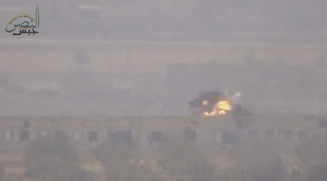 Video: Aksi-aksi Snipper Pejuang Suriah