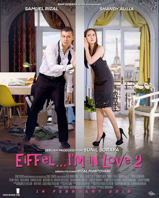 Film Eiffel I'm In Love 2 (2018)