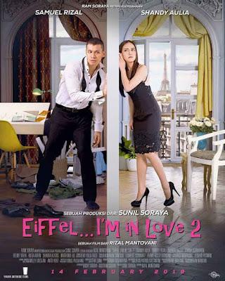 Film Eiffel I'm In Love 2 (2018)