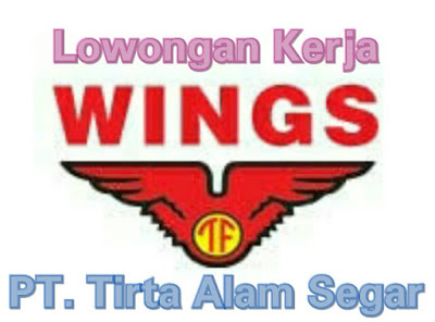 Lowongan Kerja SMA SMK D3 S1 PT. Tirta Alam Segar, Jobs: Staff Production, Driver Forklift, Purchasing Staff, Administration, Staff Payroll