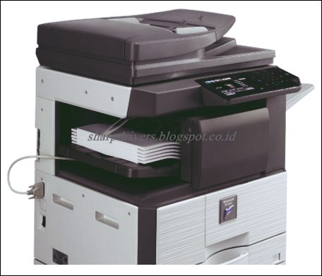 Sharp MXN Scanner Driver - Sharp Drivers Printer