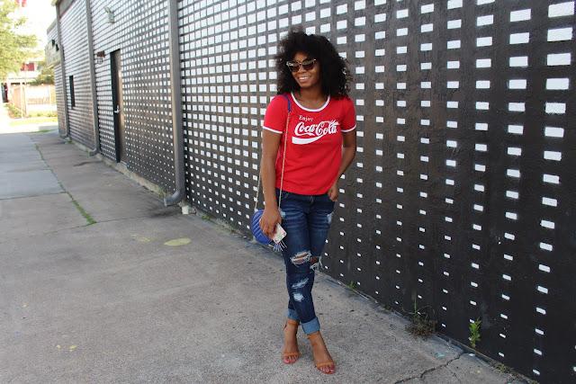 StyleGuruZak How to style a Tee shirt women