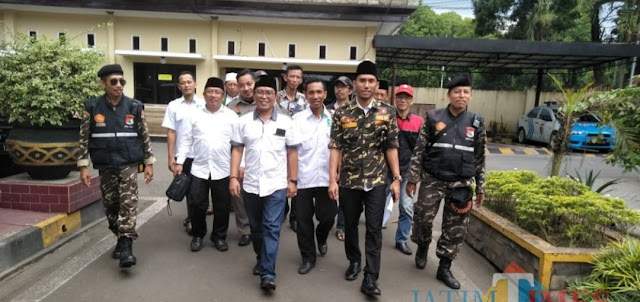 GP Ansor Malang Laporkan Sa'dullah Basuni ke Polisi Karena Menghina NU