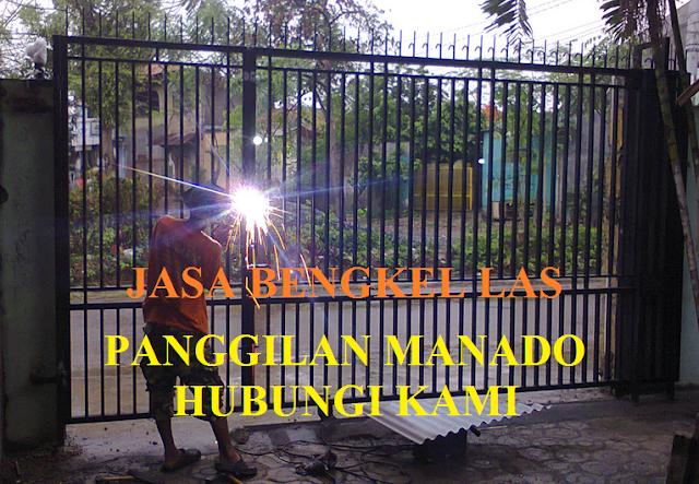 JASA BENGKEL LAS PANGGILAN MANADO