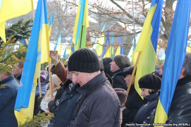 В акції взяла участь найбільша за всі роки кількість українців