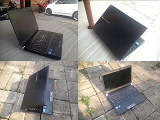 laptop bekas toshiba R732 core i5