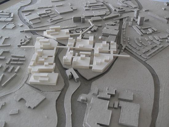 ide konsep gagasan desain arsitektur