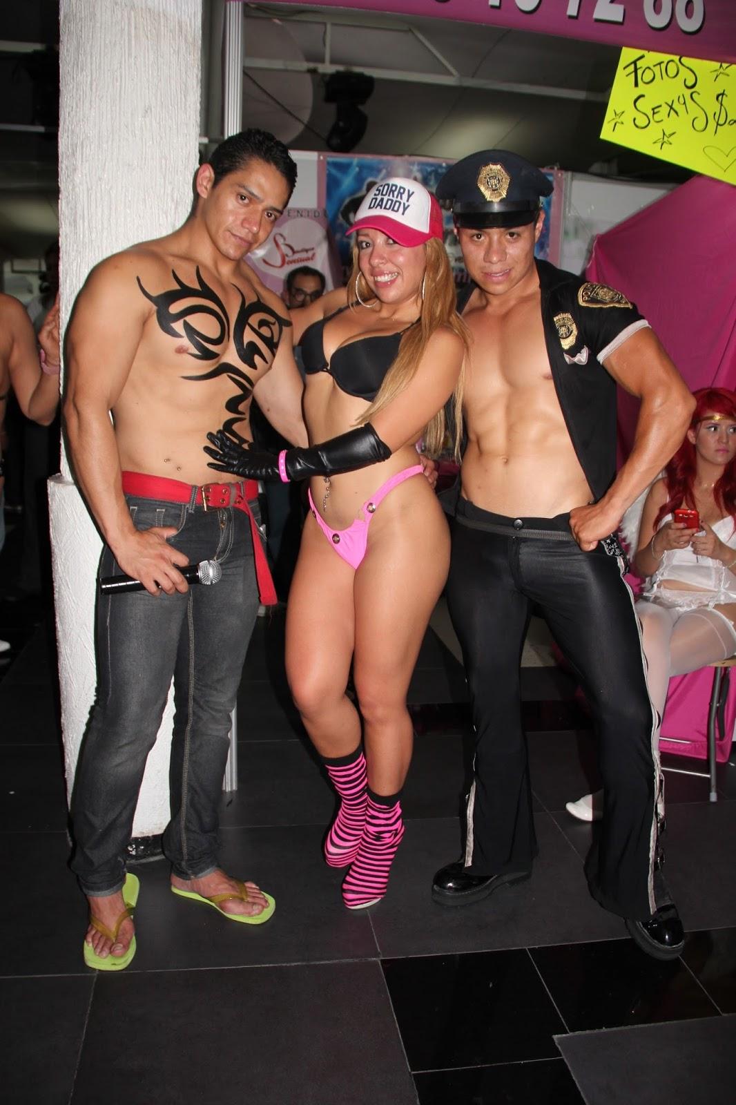 En Dias Recientes Se Llevo A Cabo La Expo Sex Mex Una Expo Mexicana Muy Diferente A La Organizada Cada Ano Esta Es La Cuarta Expo Mexicana Que Se Realiza