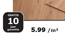 Ikea laminaat Tundra