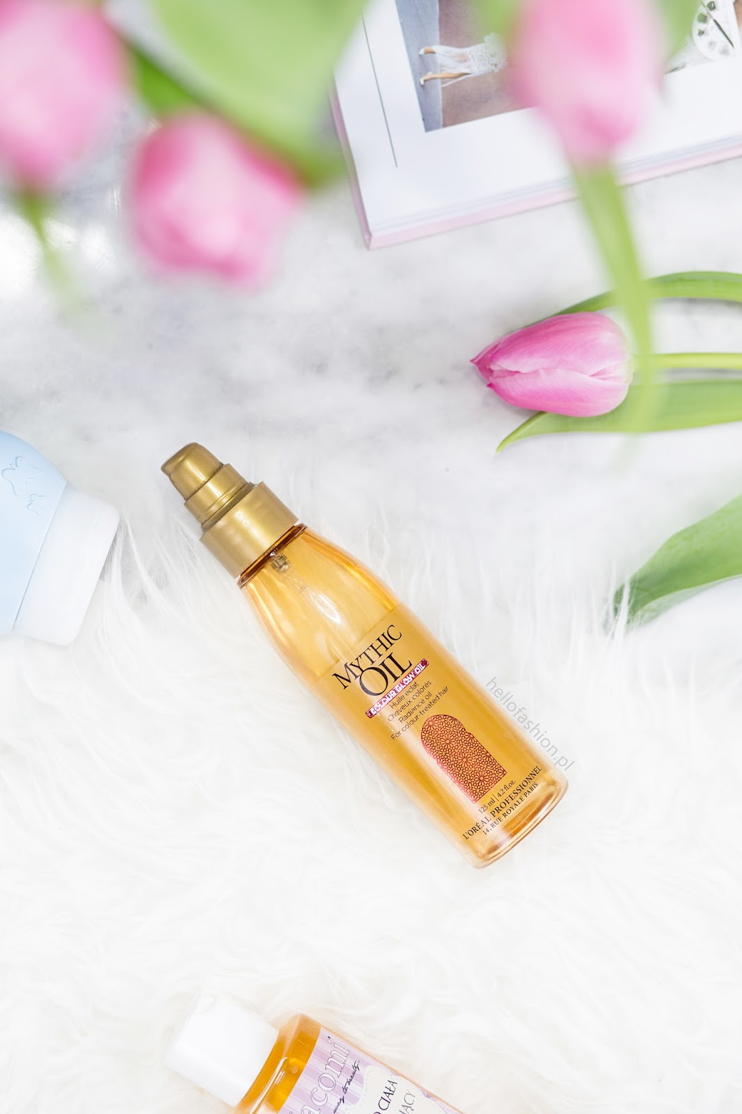 mythic oil serum
