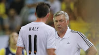 Carlo Ancelotti 'sacked for mistreating Gareth Bale'