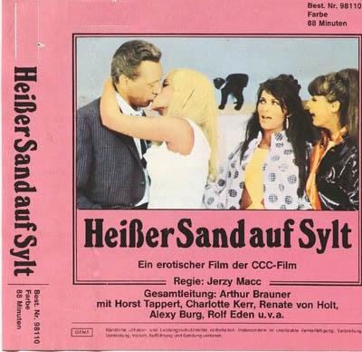 Heißer Sand auf Sylt (1968)