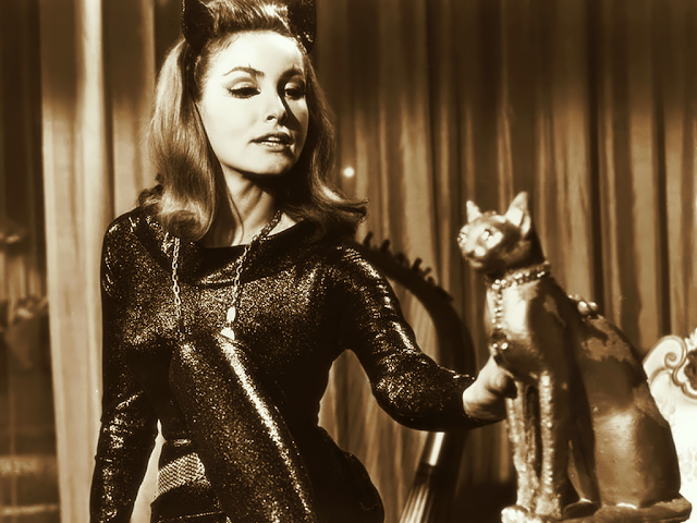 La primera Catwoman