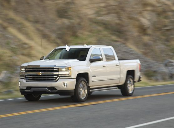 2016 Chevy Silverado High Country