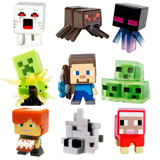 All Minecraft Mini Figures