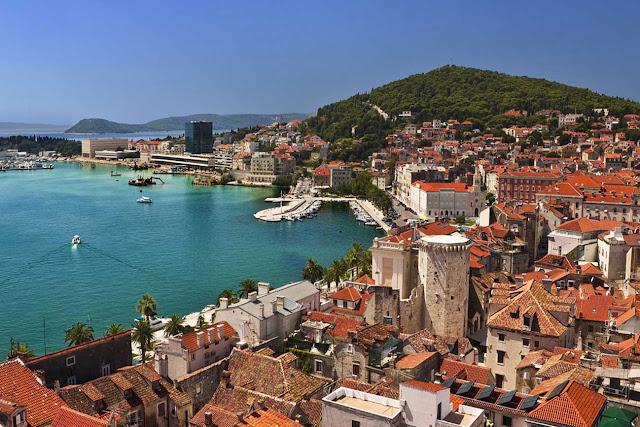 Lạc lối ở Split, viên ngọc cổ xưa của châu Âu