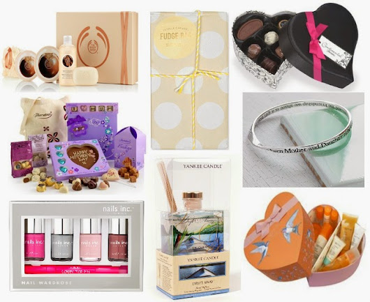 Mothers Day Gift Guide: Under £30