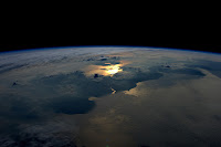 British Isles seen from the International Space Station