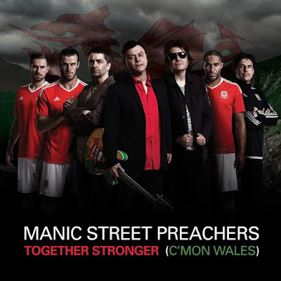 "MANIC STREET PREACHERS ""Together Stronger (C'mon Wales)"""