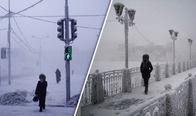 Oymiakon, Rússia