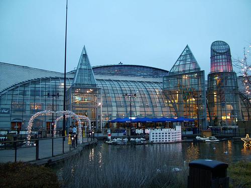 shopping centre development business plan