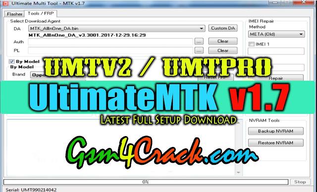 UMTv2/UMTPro UltimateMTK v1.7 Latest Update Free Download