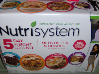 5-Day Nutrisystem Jumpstart Your Weight Loss Kit Review