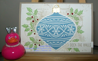 Stampin' Up! Made by Susan Merrey Independent Stampin' Up! Demonstrator, Craftyduckydoodah!, Embellished Ornaments, Gorgeous Grunge, You've Got This, Happy Scenes,