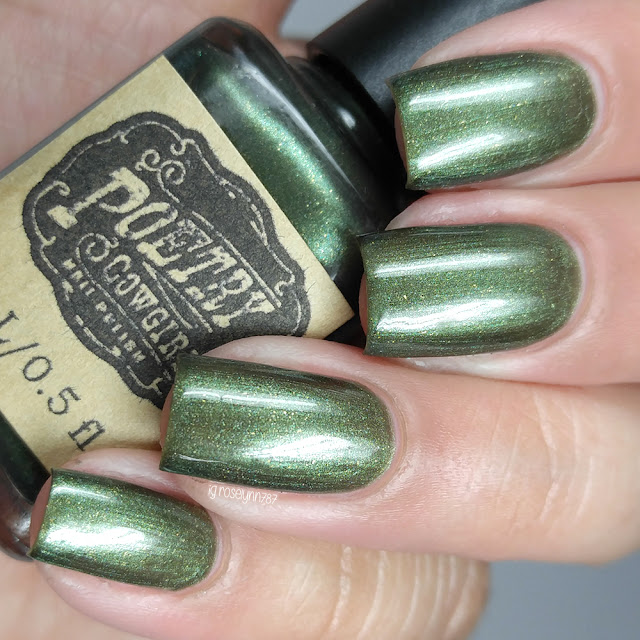 Poetry Cowgirl Nail Polish - Some Trees Don't