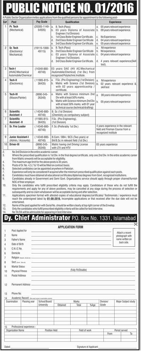 PAEC Jobs in Pakistan Atomic Energy Commission Jobs