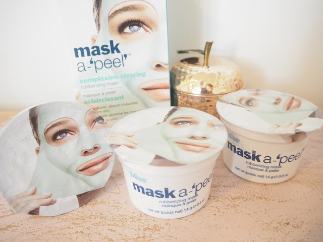Bliss Mask A-Peel Ruberizing Mask