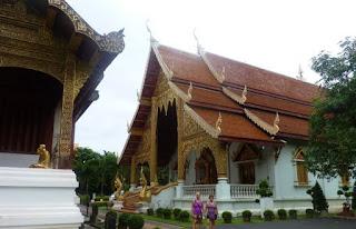 Chiang Mai, Wat Phra Singh.